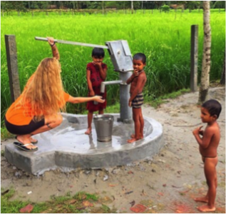My elective with the Institute for Indian Mother and Child. – by Anna Black